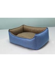 Лежак для собак и кошек | 60x40x20 см. | Арт: 005