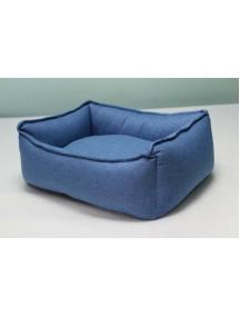 Лежак для собак и кошек | 60x40x20 см. | Арт: 008