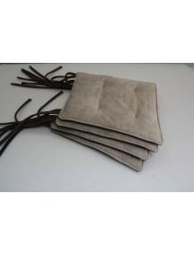 Подушки на стулья Арт012